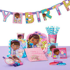 Doc Mcstuffins Home Decor Doc Mcstuffins Table Decorations Party Supplies Walmart Com