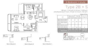 sqm to sqft marina one residences 21 21 marina way 2 bedrooms 1141 sqft