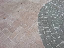 Sand For Brick Patio by Exterior Design Interesting Tremron Pavers For Exciting Patio Design