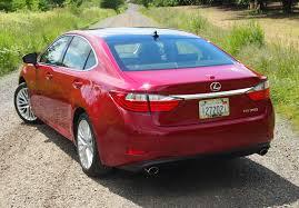 lexus es300h performance test drive 2013 lexus es350 u0026 es300h sedan nikjmiles com