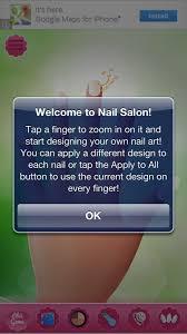 virtual nail salon for real drjays com live fashion music