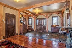 distinctive timber frame home a luxury home for sale in midway