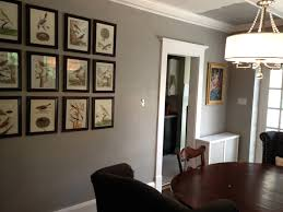 stone harbor gray by benjamin moore dining room pinterest