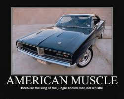 Whistle Meme - american muscle because the king of the jungle should roar not