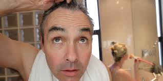haircut for older balding men with gray hair what hair loss really means for your health huffpost