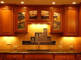 Kitchen Backsplash Tile Murals by How To Save Money On A Custom Kitchen Backsplash A Little Design