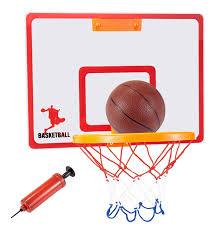 Adjustable Basketball Hoop Wall Mount Basketball Hoops Amazon Com