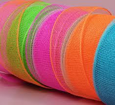 deco mesh ribbon deco mesh ribbon papermart papermart