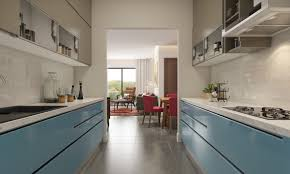 buy charlotte parallel modular kitchen online in india livspace com
