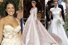 wedding dress with best wedding dresses of 2017 the brides who really
