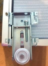 Closet Door Roller Sliding Closet Door Rollers Replacement Ppi