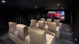 Bespoke Cinema Room Design  Installation Finite Solutions - Home cinema design