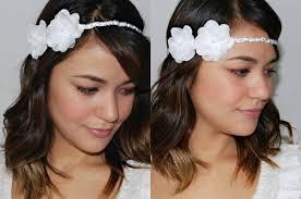 headband comprar frete grátis headband noiva flores finessè elo7