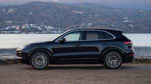porsche night blue 2019 porsche cayenne first drive get everywhere fast