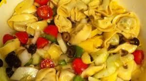 Pasta Salad Recipes With Italian Dressing Tortellini Pasta Salad Recipes Allrecipes Com