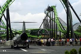 Six Flags Great Adventure Reviews Photos Of Review Green Lantern At Six Flags Great Adventure