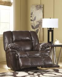 furniture recliner rocker small leather recliners ashley