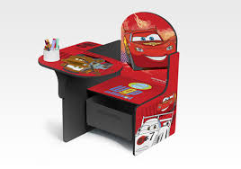 desk chair with storage bin character furniture cars chair desk with storage bin