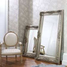 Pearl Home Decor Bedroom Decorative Leaner Mirror For Home Furniture Ideas