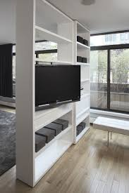 Interior Design Apartment Magdalena Keck Interior Design Tribeca Apartment Room Divider