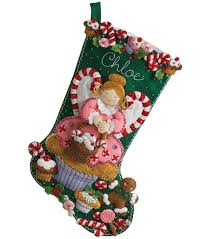 bucilla cupcake felt applique kit 18 joann