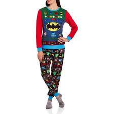batman s license pajama sweater fashion 2