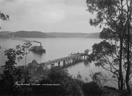 david clarence executor letter template pittwater online news clareville wharf pittwater near avalon beach small steam passenger vessel coming in photo by rex hazlewood circa 1920 1929image courtesy the mitchell