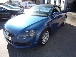 audi tt 1 8 tfsi 160 roadster manual 92k aruba blue fsh u2013 volk service