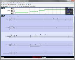 Write Music On Staff Paper Online Sibelius The Leading Music Composition And Notation Software