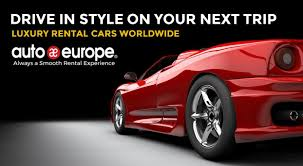 french sports cars luxury car rental europe sports car rental auto europe