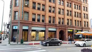 blue bottle coffee opens in downtown la u0027s historic bradbury building