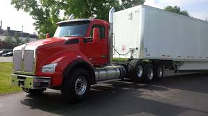 2014 kw t680 driving the kenworth t680 advantage t880