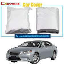 lexus es in snow aliexpress com buy outdoor car cover anti uv sun shield snow