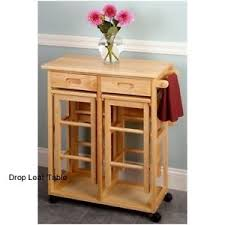 Drop Leaf Table Sets Drop Leaf Table Set Dining Kitchen 2 Stools Small Spaces Narrow