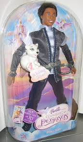 barbie magic pegasus prince aidan doll aa