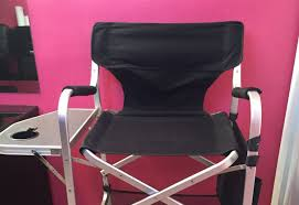 Director Style Chairs Makeup Artist Directors Chair Review Youtube