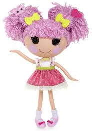 lalaloopsy loopy hair lalaloopsy loopy hair doll sparkles arts entertainment