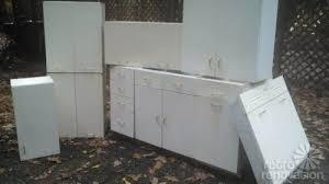 Steel Kitchen Cabinets Another Rare Steel Kitchen Cabinet Sighting Palley Retro