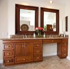 bathroom brilliant top 25 best built in vanity ideas on pinterest