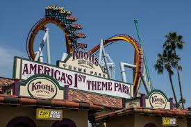 nine theme parks in los angeles and southern california