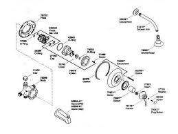 Old Shower Faucet Parts Wonderful Kohler Shower Valve Repair Parts 41 About Remodel Modern