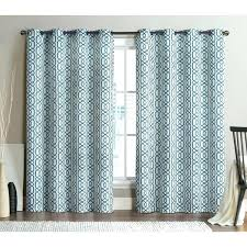 blue tab top curtains teal navy blue tab top blackout curtains