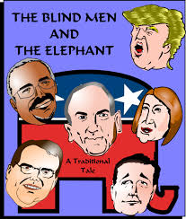 3 Blind Men And The Elephant 100 The Blind Man And The Elephant John Godfrey Saxe 6