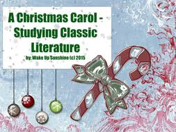 a christmas carol studying classic literature by bdalton1209