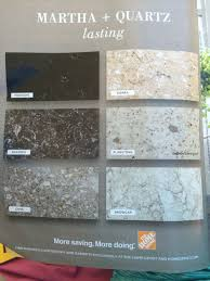 Kitchen Depot New Orleans by Martha Stewart Quartz Countertops From Home Depot There U0027s No