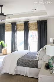 Bedroom Windows Decorating Pleasant Idea Curtains For Bedroom Window Decorating Curtains
