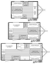 montana cers floor plans photo keystone travel trailer floor plans images clite travel