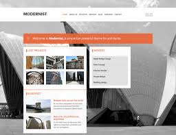 home design architecture 15 best wordpress themes for architects 2017 athemes