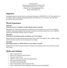 Australian Resume Templates Resume Templates For Teens Teen Resume Example Teen Resume