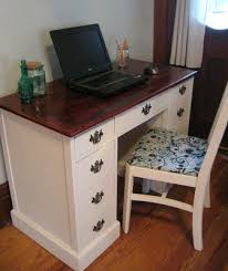 Writers Desks Remodelaholic Old Writers Desk U0026 Chair Remodel